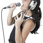 ¿Cómo imitar cantantes?