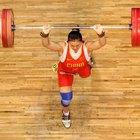 Rodilleras para el levantamiento de pesas
