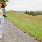 ¿Cuál es mejor ejercicio, caminar o trotar?