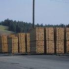 Cómo tratar madera fresca recién cortada