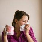 Cómo tratar una sinusitis mientras estás amamantando