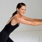 Cómo estirar los músculos gastrocnemios y sóleos