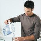 Cómo quitar los sólidos disueltos totalmente del agua potable