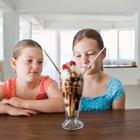 ¿Qué helados son aprobados para las dietas sin gluten?