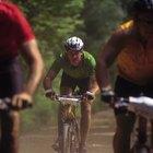 Diferencia de velocidad entre bicicletas de montaña y bicicletas de carrera