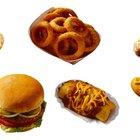 ¿Qué daño les causa la comida chatarra a nuestros cuerpos?