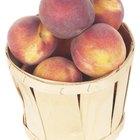 How to Puree Peaches