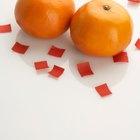Partes de la naranja