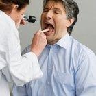 Infección de úvula