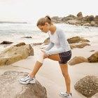 ¿Qué provoca el ardor en la rodilla después del ejercicio?