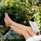 Cómo cubrir las cicatrices en las piernas