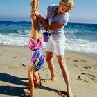 Movimientos de gimnasia para principiantes