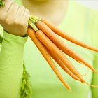 How to Freeze Unblanched Carrots