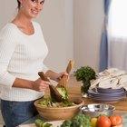 Alimentos y suplementos para la salud ovárica y uterina