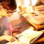 ¿Qué son los apéndice en una tesis?