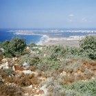 ¿Qué conecta el Mediterráneo con el mar Negro?