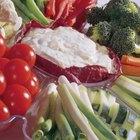 Vegetable Platter Arrangement Ideas