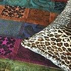 Cómo pintar manchas de leopardo