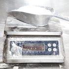 Cómo medir harina sin balanza