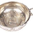 Cómo identificar las marcas de la plata esterlina antigua