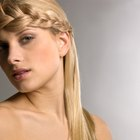 How to Make a Grecian Braid