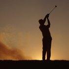 ¿Cuánto peso se puede perder jugando al golf?