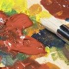 ¿Cuáles son los colores que se obtienen mediante la mezcla de partes iguales de dos colores primarios?