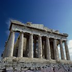 Las características fuertes de la civilización de Atenas