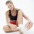 Ejercicio de pies para el dolor en el metatarso