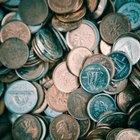 Cómo perforar una moneda