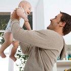 Rango normal de peso para un bebé de un mes de edad