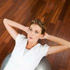 ¿Cuándo se puede volver a hacer abdominales después de una cesárea?