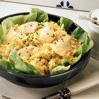 Calorías en una porción de ensalada de pollo