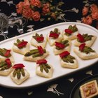 Light Finger Food Ideas for Parties