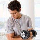 ¿Cuánto peso muscular puedes ganar en un mes?