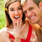 Engagement Etiquette on Congratulations