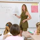 Lista de las cosas que un niño de primer grado debería saber