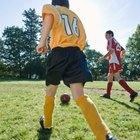El peso ideal de un jugador de fútbol