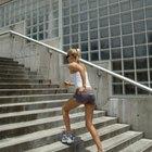 ¿Cuántas calorías se queman al subir escaleras durante 20 minutos?