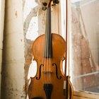 Cómo remplazar los microafinadores de un violín