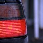 Cómo limpiar las luces traseras y las luces de freno y evitar la oxidación