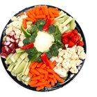 How to Carve Vegetables for a Veggie Tray