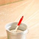 Cómo quitar la pintura de los bordes
