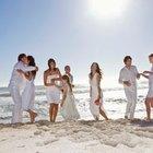 Beach Wedding Buffet Menu Ideas