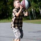 Juegos de lanzamiento para niños