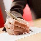 Cómo escribir una introducción para un documento de reflexión