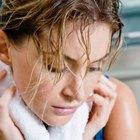 La fatiga y mareo mientras haces ejercicio
