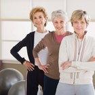 Ejercicios para mujeres mayores de 60 años