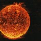 Cuáles son las características del sol como una estrella de tamaño promedio