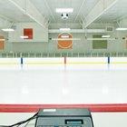 La duración de un juego de hockey profesional